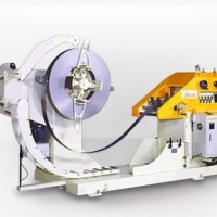 NCMF Precision Uncoiler, Straightener & Feeder