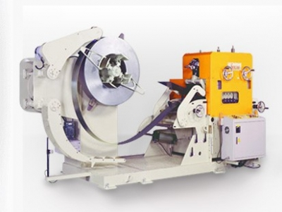 NCDF 3 in 1 Precision Uncoiler, Straightener & Feeder