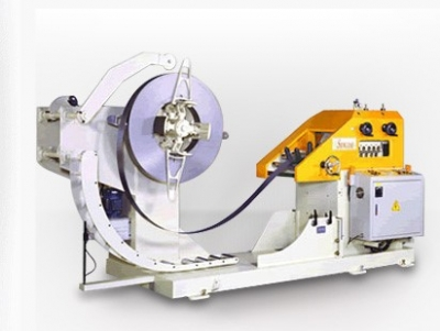 NCMF 3 in 1 Precision Uncoiler, Straightener & Feeder